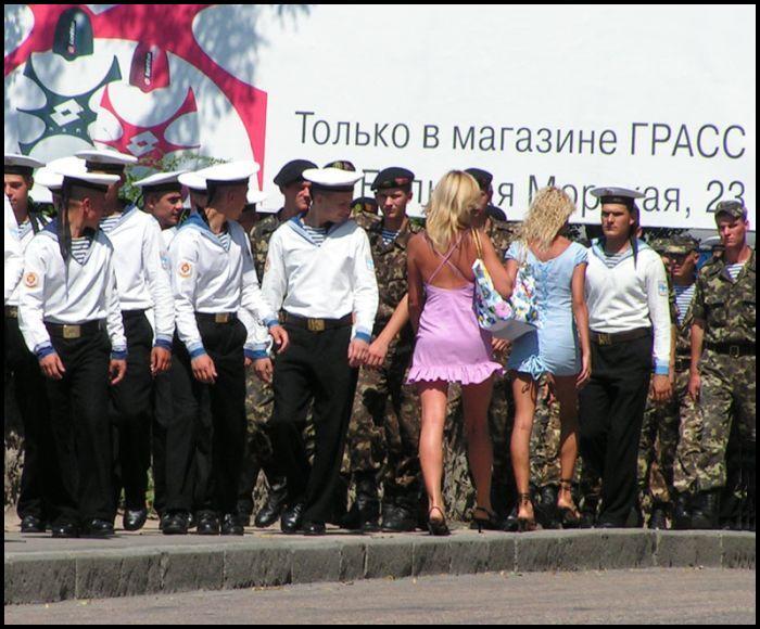In the Navy.Bij de Marine.
